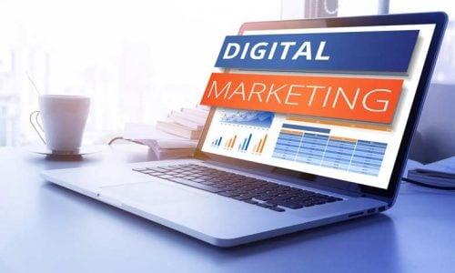 Digital markedesføring